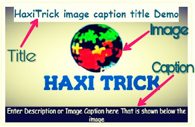 Animated image caption demo
