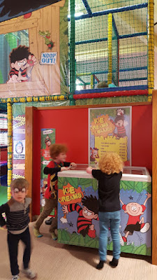 soft play review at Brewers Fayre, Stable Gate, Denton.