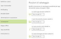 Spostare cartelle e documenti in altro disco su Windows 10 e 7