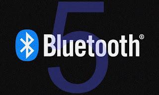 nuevas mejoras en bluetooth 5, mas alcance,mas velocidad de transferencia