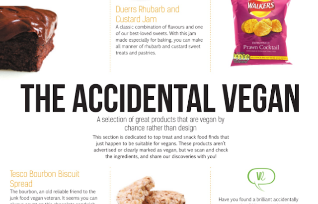 Vegan Life Magazine June 2015 Accidental Vegan