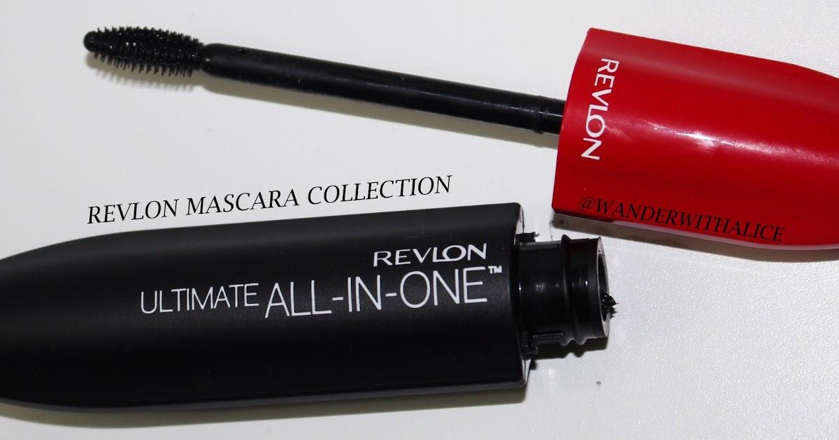 Mascara Revlon Ultimate All In One Mascara