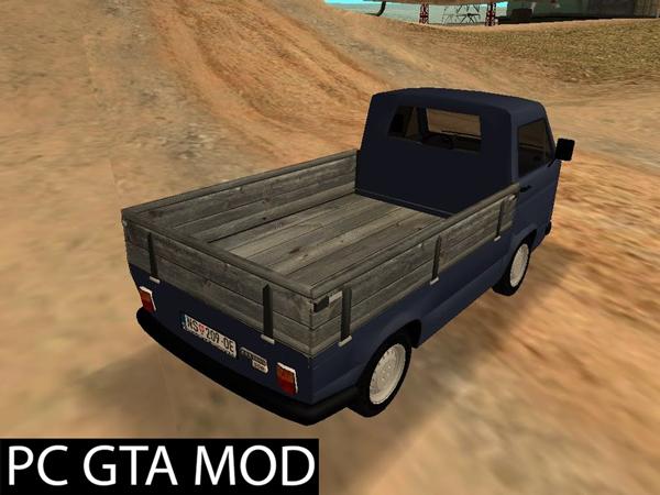 Free Download Zastava 900AK Pickup  Mod for GTA San Andreas.