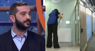 Ο Λεωνίδας Κουτσόπουλος ξεσπά για την φυλάκιση της καθαρίστριας