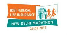 Sachin Tendulkar the face of 2 nd Edition of the IDBI Federal Life Insurance New Delhi Marathon