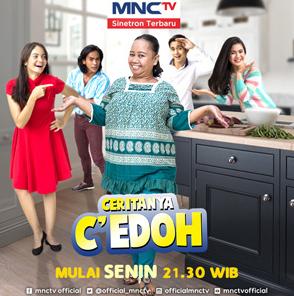 Nama-nama Pemeran Ceritanya C'Edoh MNCTV