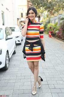 Adha Sharma in a Cute Colorful Jumpsuit Styled By Manasi Aggarwal Promoting movie Commando 2 (15).JPG