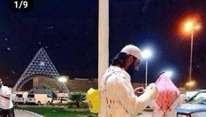 Sudah Sepekan Wabah Jangkrik Serang Kota Mekkah