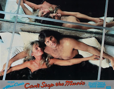 Cant Stop The Music 1980 Caitlyn Jenner Valerie Perrine Image 2