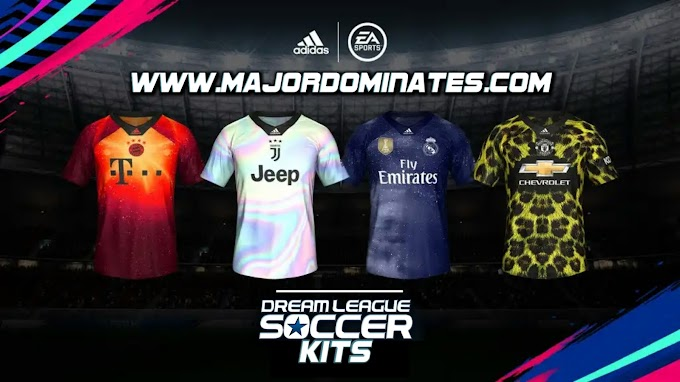 Download EA Sports x Adidas Limited-Edition Jerseys - Dream league Soccer 2019 kit url