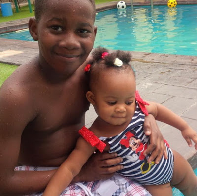 bimbo oshin children