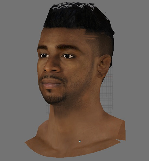 Dorell Wright's Hair