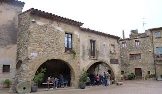 Monells, provincia de Girona.