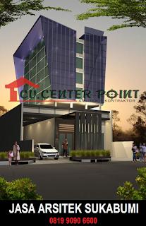 Biaya Desain Bangunan Murah Sukabumi