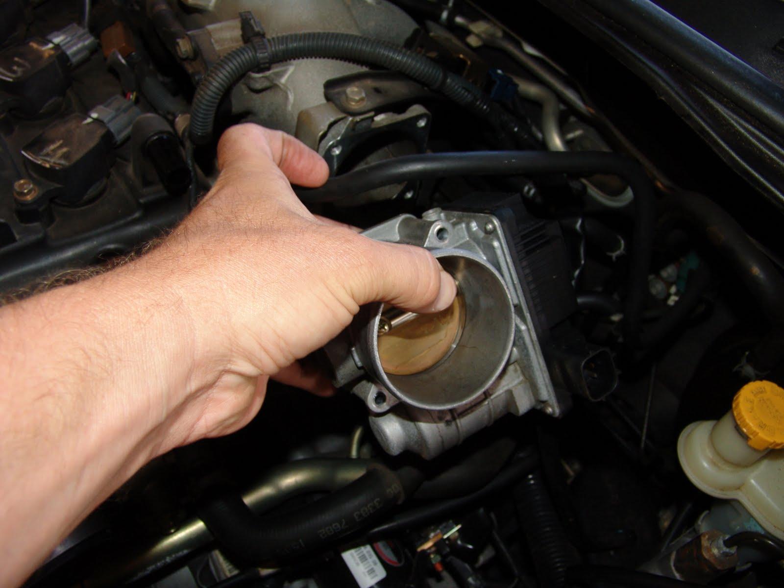 2000 Maxima Relearn Throttle: Nissan Idle Relearn Procedure html