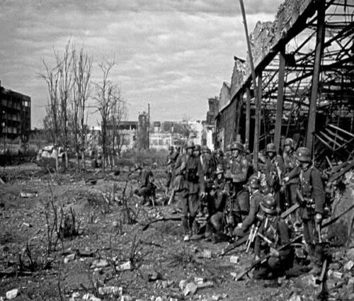 Stalingrad Ruins Pictures 5