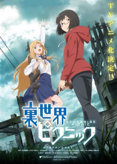 Otherside Picnic tem anime anunciado