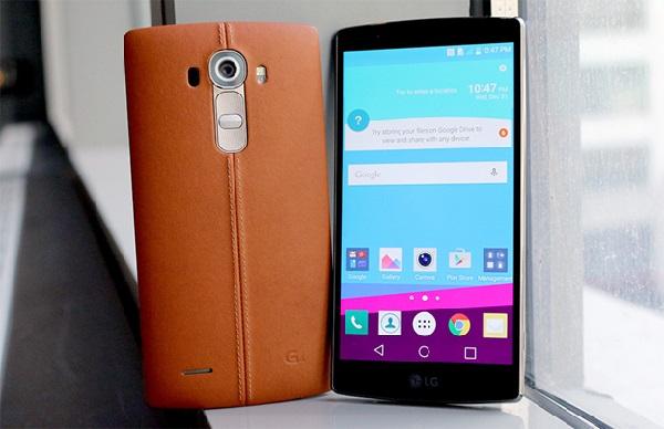 Thay vỏ LG G4
