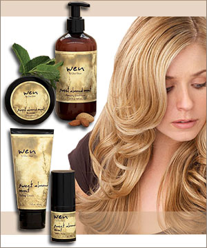 Wen Shampoo And Conditioner >> BourbonBeauty: Weekly Product Review-Wen Cleansing Conditioner