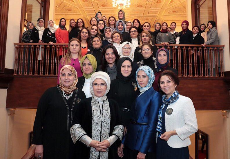 Membanggakan, Ini Kata Istri Erdoğan Soal Kekerasan Terhadap Perempuan