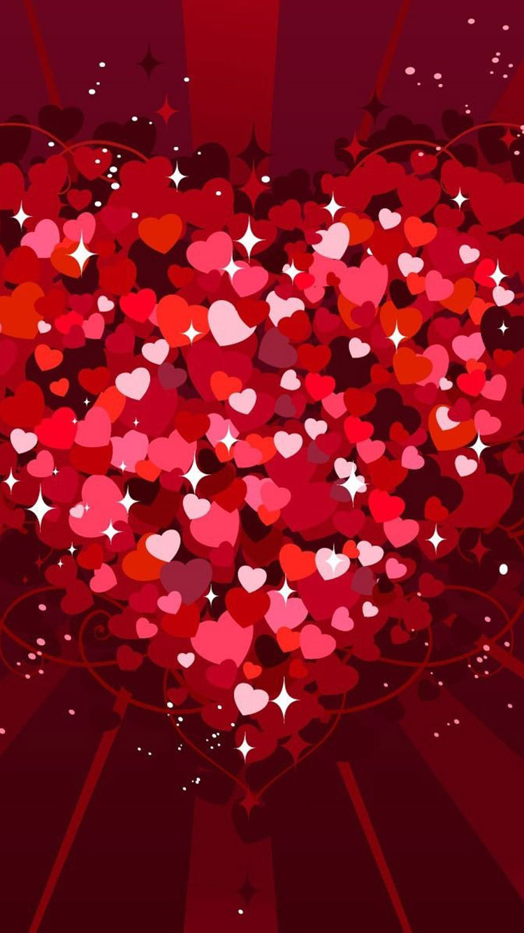 Valentines Day iPhone Love Wallpapers (14)