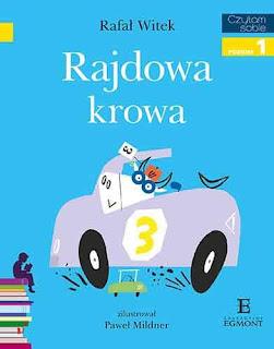 """""""Rajdowa krowa"""" Rafał Witek - recenzja"""