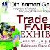 10th Yaman Gensan: Trade, Fair & Exhibit