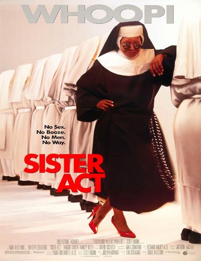 Ver Cambio de hábito (Sister Act) (1992) Online