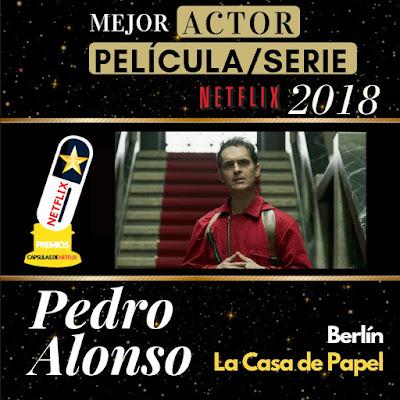 mejor actor netflix 2018