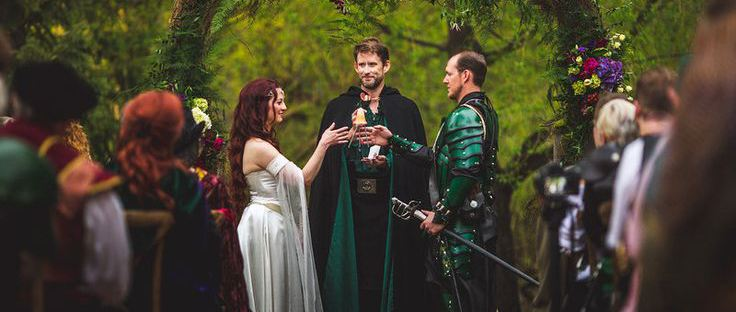 Matrimonio Tema Game Of Thrones : Casamentos medievais