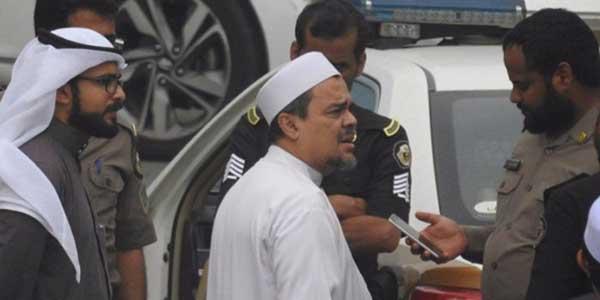 Serangan Balik Habib Rizieq Soal Bendera Hitam