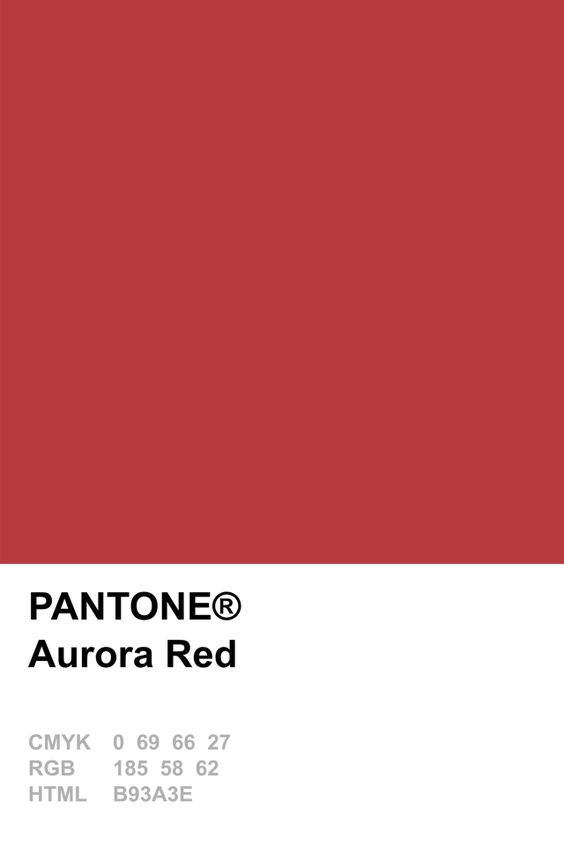 pantone aurora red -#main