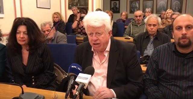 Ο Νίκος Γόντικας παρουσίασε του υποψήφιους της Λαϊκής Συσπείρωσης στη Μεσσηνία (βίντεο)