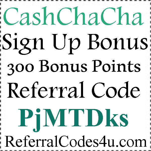 Cash ChaCha Referral Codes 2016-2017, Cash ChaCha App Mobile Android and Iphone