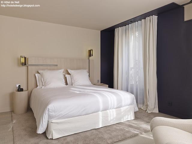Les plus beaux hotels design du monde h tel de nell by for Design hotel parigi