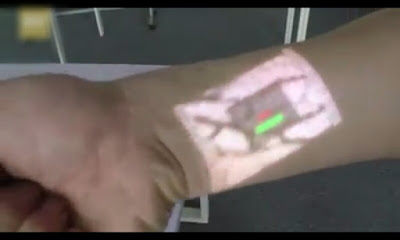 This device makes your veins visible