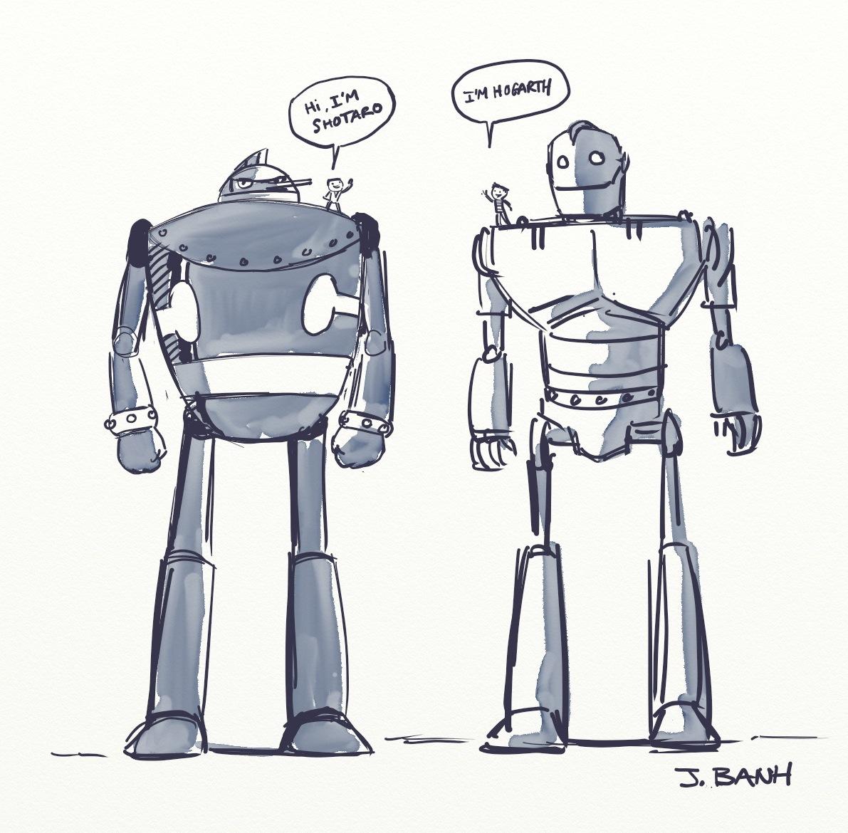 "Anime Robot: Banopalmer: ""ANIME ROBOT"""