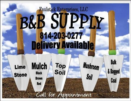 B & B Supply, Coudersport, PA
