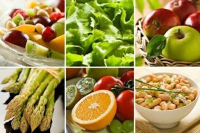 Senarai Makanan Yang Membantu Proses Bakar Lemak