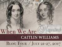 When We Are Married by Caitlin Williams - Blog Tour