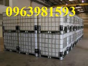 Bồn đựng hóa chất, bồn chứa nước, bồn nhựa 1000 lít giá rẻ