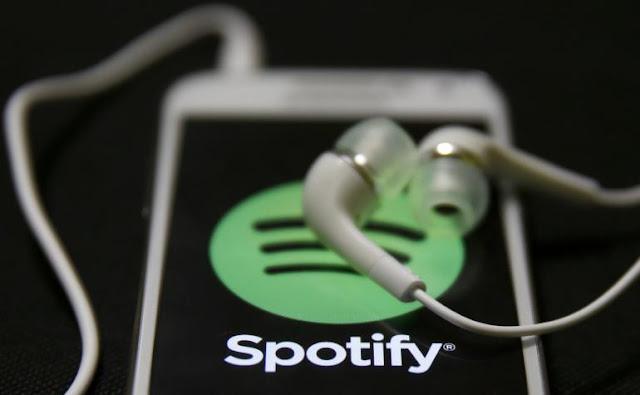 Cara Download Lagu Dari Spotify Gratis - Logo Spotify