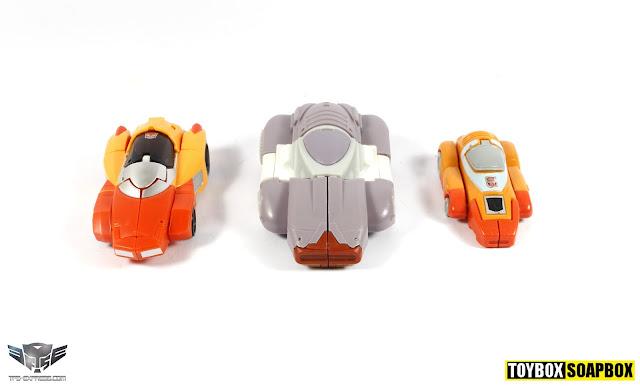 X-Transbots Ollie V2