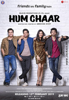 Hum Chaar First Look Poster 7