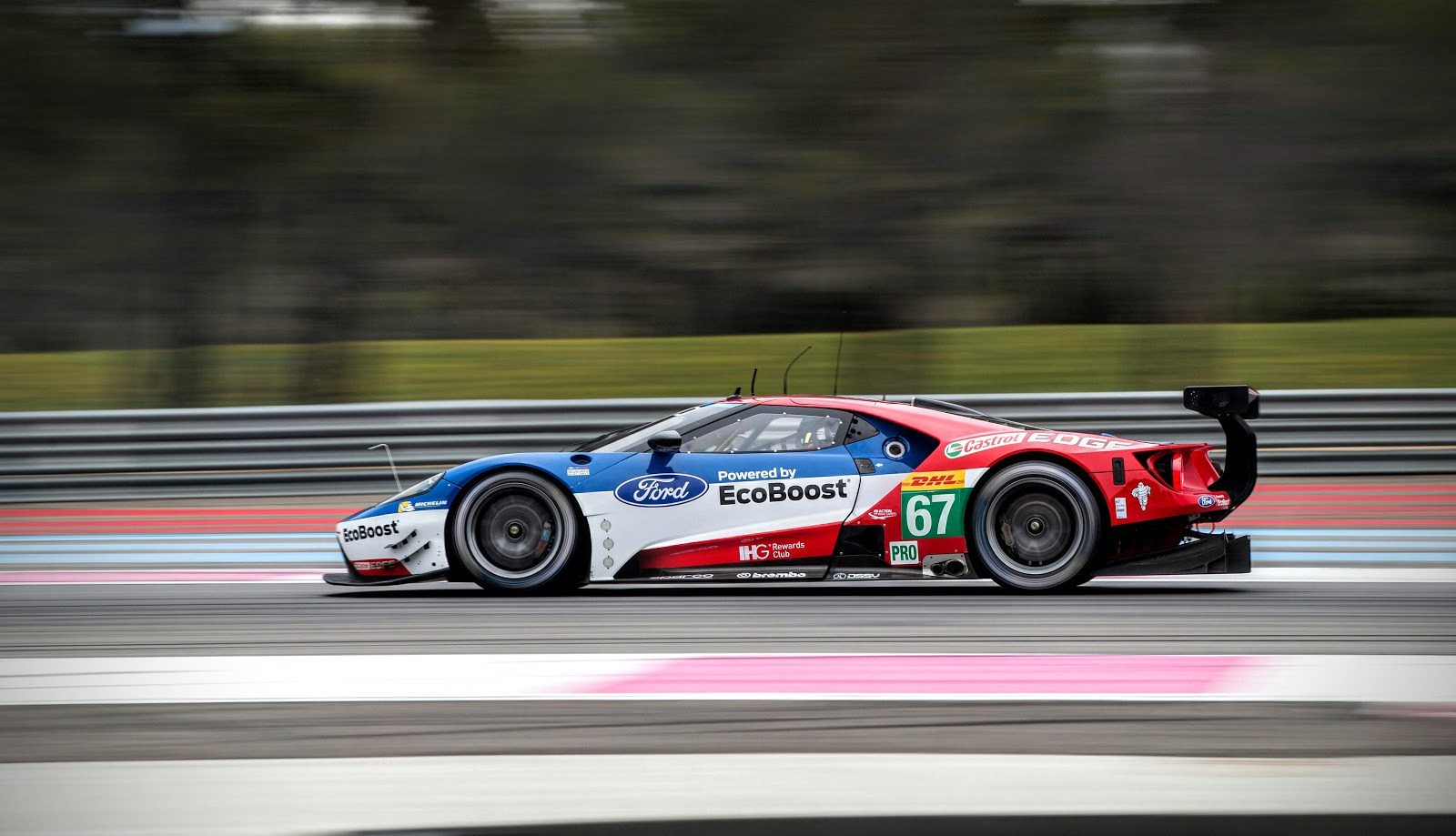 Silverstone Ford Gt Fia Wec Debut Letsgoracing
