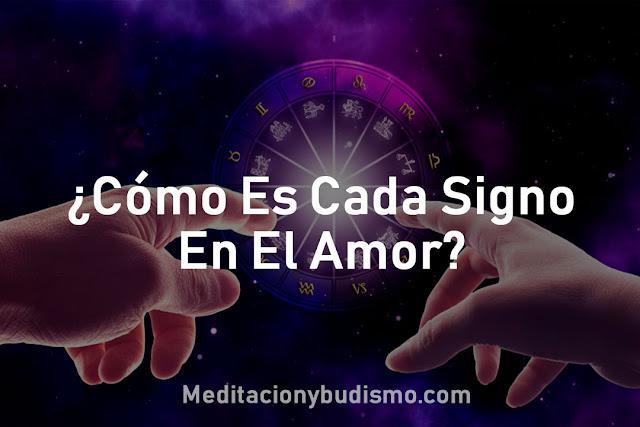 Los signos Zodiacales en el amor y su Compatibilidad