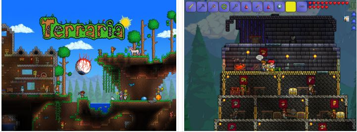 Terraria v1.2.11965 APK DATA