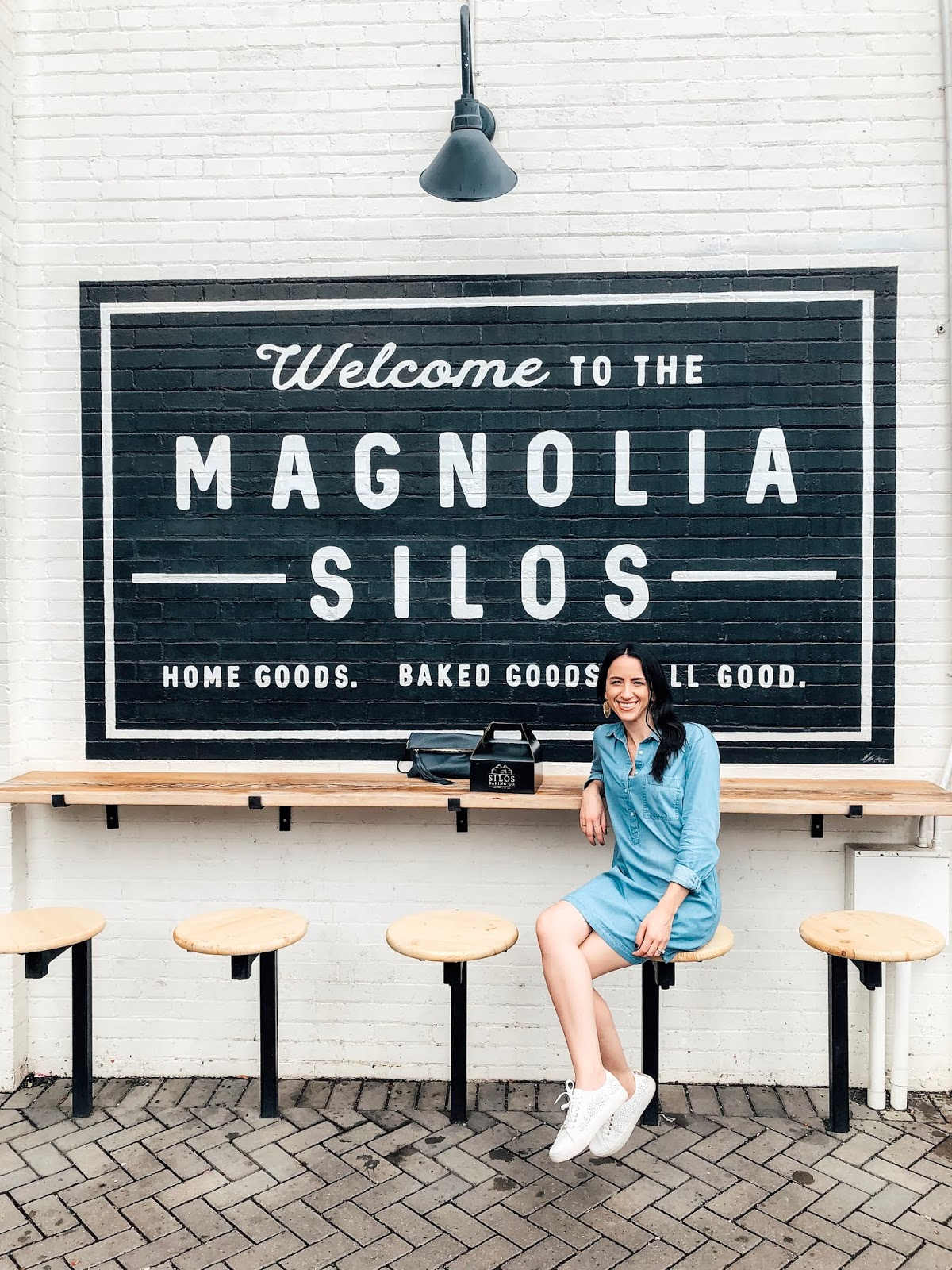 What to wear to Magnolia Silos