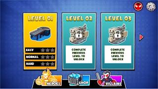 Game S.U.P.E.R - Super Defenders Apk