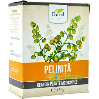 Cumpara de aici ceaiul Pelinita Pelin dulce
